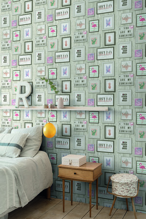 Dutch Wallcoverings Exposure EP2201