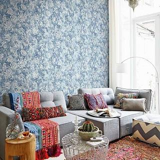 Dutch Wallcoverings Global Style (Gratis Lijm Toegevoegd) UE80502