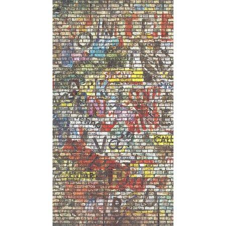 Caselio Street Art SRE68194990 met Gratis Lijm