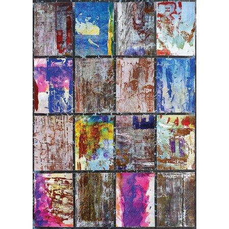 Caselio Street Art SRE68314356 met Gratis Lijm