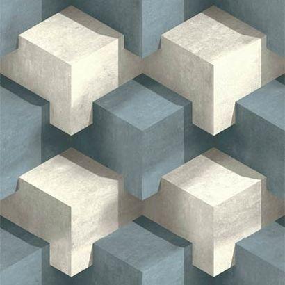 Prisme behang L20101