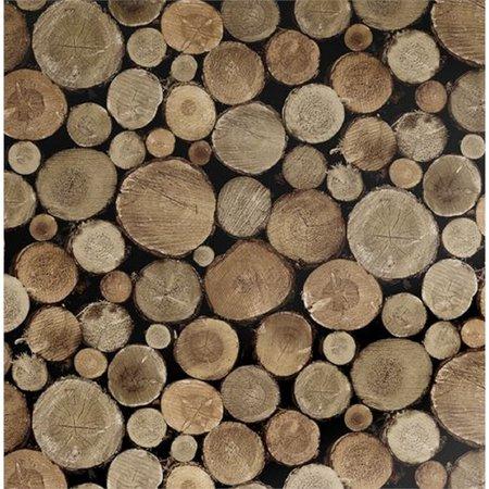 grandeco boomstammen/realistic woodlogs  NU TE KOOP OP BEHANGUITVERKOOP.NL