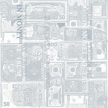 Behang Expresse Thomas 27156 oud geld