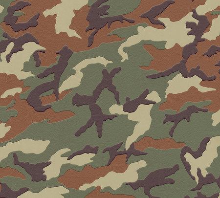 AS Creation Boys & Girls 3694-06 Camouflage / Legerprint