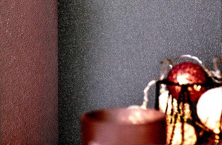 6314-47 Grijs Glitter behang