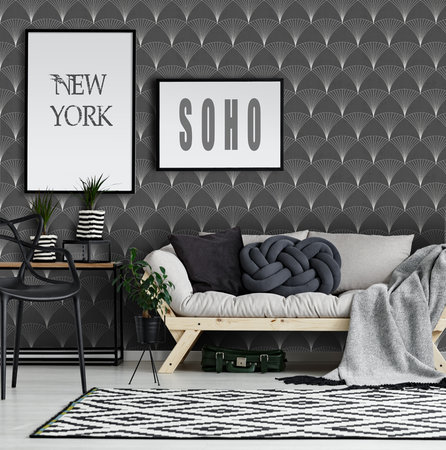 Dutch Wallcoverings Design 12001