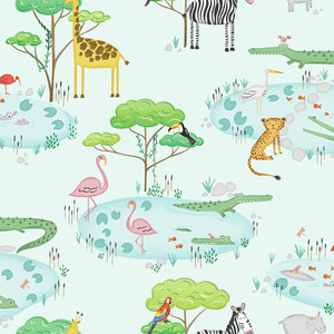 Dutch Wallcoverings Over The Rainbow 90932
