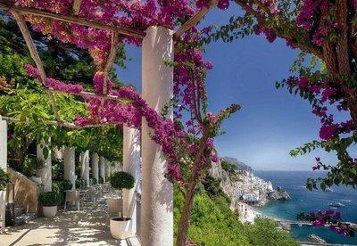 Komar Fotobehang Behang.Komar Fotobehang Amalfi 8 931