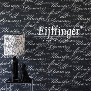 Eijffinger Black & White 397506 (met Gratis Lijm!)