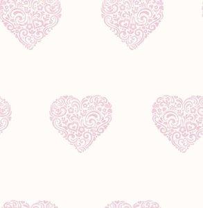 Dutch Carousel behang DL21115 Hearts