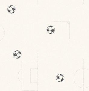 Dutch Carousel behang DL21146 Football