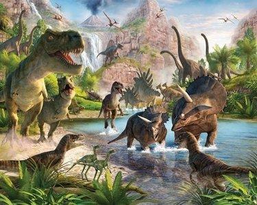 Walltastic 3D Dinosaurus