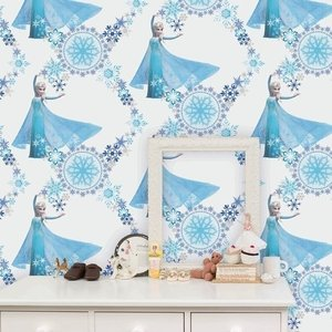 Disney Frozen behang Snow Queen 70-540