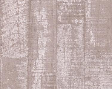 AS Creation New England 2 behang 96152-2 Houtstructuur