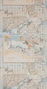 Riviera Maison  Oceans 18392  (Met Gratis Perfax Lijm!)