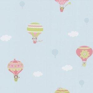 Dutch -Happy -Kids- behang- 05573-10- Luchtballon