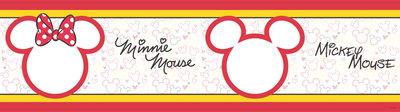 AG Disney Mickey Mouse rand WBD8068