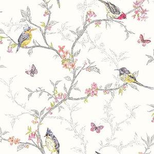Dutch Wallcoverings Enchanted Garden (Gratis Lijm Toegevoegd) 98980