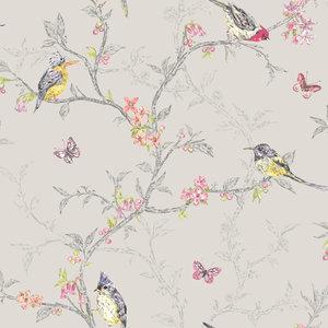 Dutch Wallcoverings Enchanted Garden (Gratis Lijm Toegevoegd) 98981