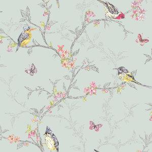 Dutch Wallcoverings Enchanted Garden (Gratis Lijm Toegevoegd) 98982