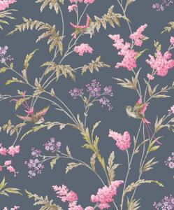 Dutch Wallcoverings Enchanted Garden (Gratis Lijm Toegevoegd) 98922