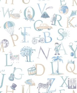 Dutch Wallcoverings Little Ones LO2301